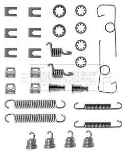 CITROEN-C15-1-8D-Brake-Shoe-Fitting-Kit-Rear-86-to-00-161A-XUD7-B-amp-B-430811-New