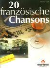 20 Franzesische Chansons 9783865439208 Paperback