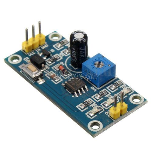 DC 5-12V Delay Relay Shield NE555 Timer Switch Module 0-150 Second Adjustable NU