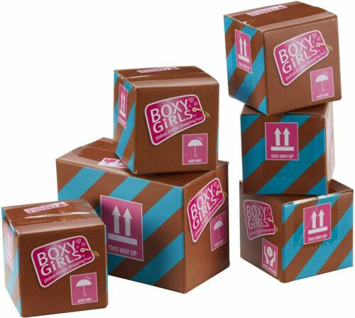 BOXY GIRLS FASHION PACK SERIES 2 INCLUDES 6 BOXED PACKAGES BRAND NEW