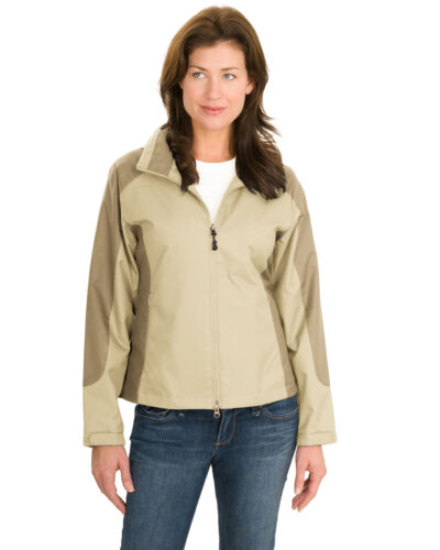 Zippered L768 Basic Women's Authority Port Jacket Brystlomme Polyester qATgZBywyE