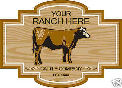 Three Amigos by Terry Isaac Art Print Poster Bull Cow Cattle Farm Ranch 13x19