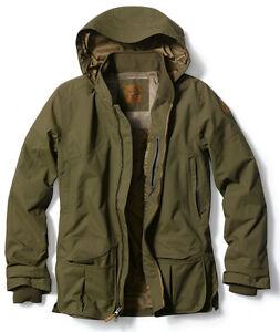 New Eddie Bauer Shooting Hunting Jacket Hunter Green NWT Sport ...