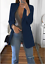 Women-Slim-Casual-Blazer-Jacket-Top-Outwear-Long-Sleeve-Career-Formal-Long-Coat thumbnail 17