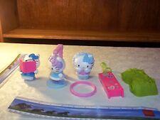 Lot of 5 McDonald's  Hello Kitty Happy Meals Toys  + More