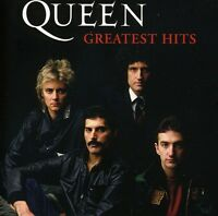 Queen - Greatest Hits [new Cd] on Sale