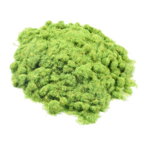 30g Artificial Grass Powder Landscape Accessory Building Model Supplies #2