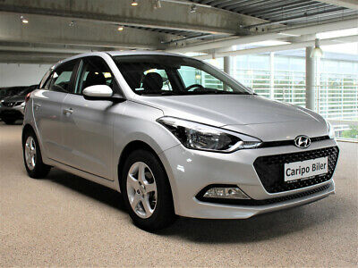 Annonce: Hyundai i20 1,25 Trend - Pris 99.900 kr.