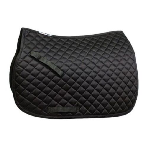 HORZE Supreme CHOOZE All Purpose Cotton Quilted English Saddle Pad  Horse Choice   order now with big discount & free delivery