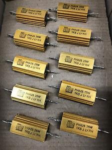 10-x-PHA25-1K5-JBXS-Resistor-1-5K-25Watt-Wirewound-5