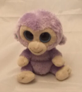 Ty Beanie Boo Baby Plush Stuffed Beanbag Animal Grapes The Purple ... 87af4d0e789