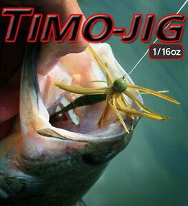 PAYO-LEURRE-TIMO-JIG-1-16-Oz-2-grammes-Pack-de-2-jigs
