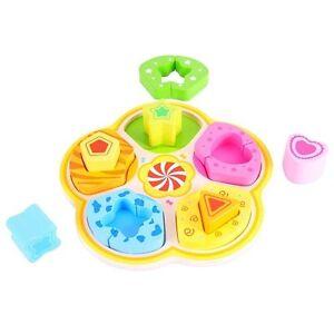 KöStlich Bigjigs Zuordnungsbrett Bj504 Neu & Ovp! Baby Lernspielzeug