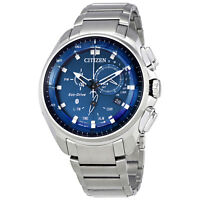 Citizen Eco-Drive Proximity Pryzm Stainless Steel Men's Bluetooth Scratch Resistant Sapphire Watch