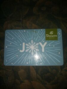 Panera-Used-Collectible-Gift-Card-NO-VALUE-SV1706405