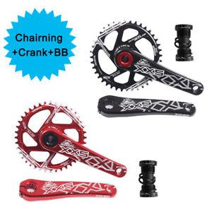MTB-Bike-Crankset-BB-34T-40T-Chainring-170mm-Crank-For-Sram-GXP-XX1-X9-XO-X01