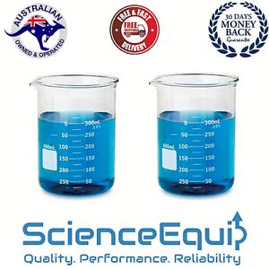 Glass-Beaker-Kit-Graduated-2x100-2x250-2x500-ml-6pcs-Beakers-SET