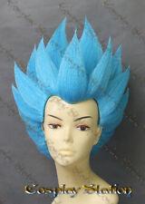Vegeta Blue Custom Made Cosplay Wig_commission871