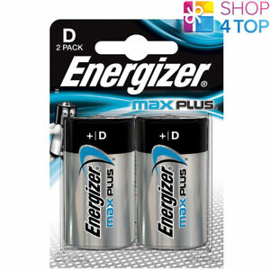2-ENERGIZER-MAX-PLUS-D-LR20-BATTERIEN-ALKALINE-1-5V-MONO-R20-MN1300-AM1-E95-NEU