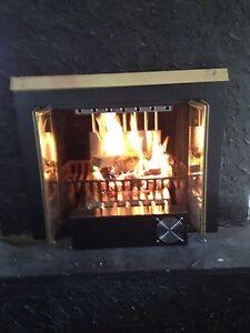 Details About Fireplace Heat Exchanger Furnace Heatilator Fire Grate Heater With Fan