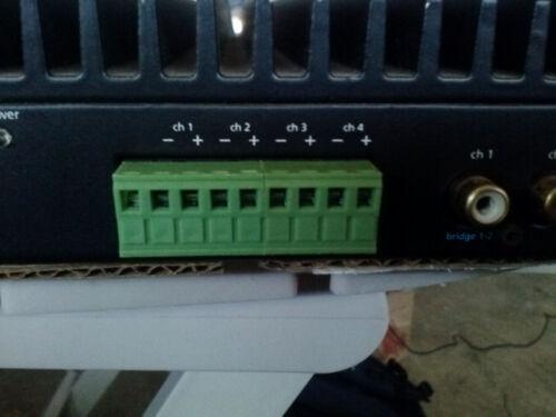5-PIN Speaker Plug ORION Cobalt 230 235 260 265 302 702 2105 2100
