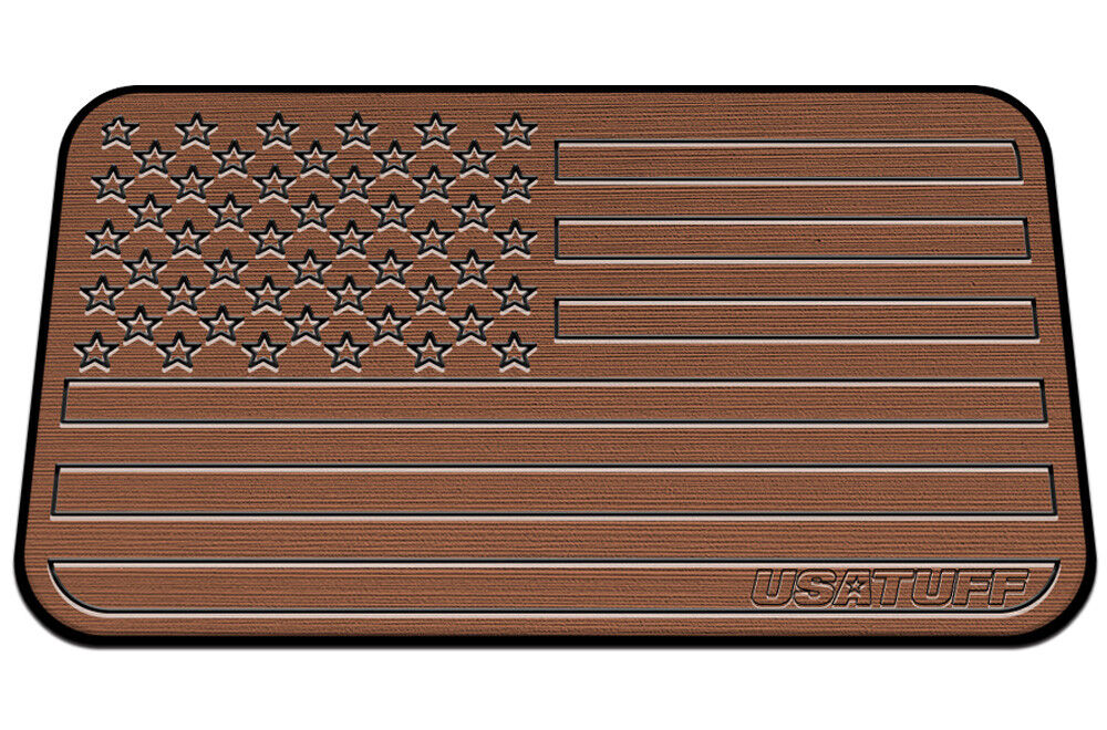 Usatuff Cooler Pad para rtic 20qt-SeaDek Marine Eva Mat-T b-EE. UU. Flag