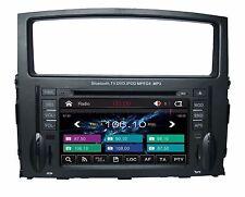 Mitsubishi Pajero V93 V97 GPS navigation Headunits Car DVD player Radio Stereo
