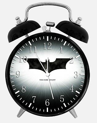 "100% Kwaliteit Batman Alarm Desk Clock 3.75"" Home Or Office Decor Y107 Nice For Gift 100% Hoogwaardige Materialen"