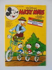 Micky Maus - Heft Nr. 46 von 1976 - Comic / Z. 1- (mit Extra-Blatt)