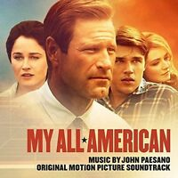 John Paesano - My All American (original Soundtrack) [new Cd]
