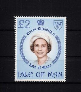 Copieux 104503/isle Of Man 1981-mi 202-elisabeth Ii. - **-afficher Le Titre D'origine