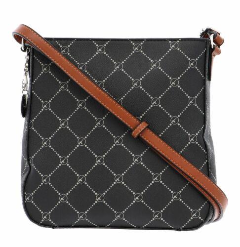 Tamaris Anastasia Crossbody Bag Umhängetasche Tasche Black Schwarz Grau Neu