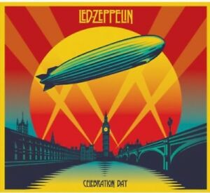 Led-Zeppelin-Celebration-Day-Deluxe-Blu-ray-CD-DVD-Edition-New-CD-UK-Impo