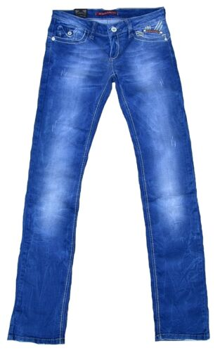 CBW 265 star Denim stretch 27//28//29//30//31//34 231 Cipo Baxx Jeans Bleu Clair Model