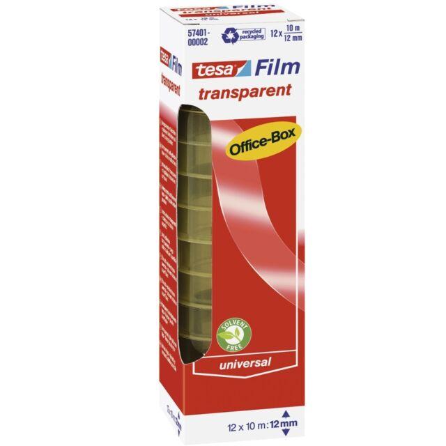 Tesa transparent Film Officebox