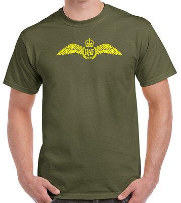 RAF T-Shirt - Royal Air Force - 0015