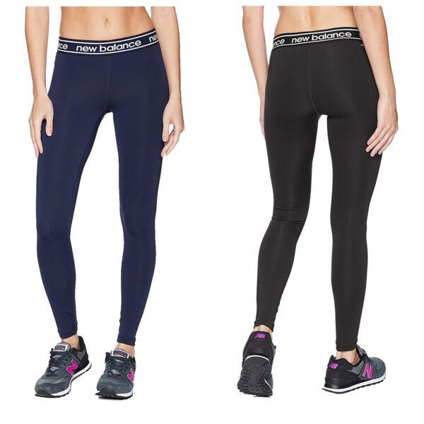 2019 Nuevo Balance SeÑoras Acelerar Leggings Mediana Altura Workout Gym Running-ver Varios Estilos