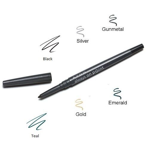 Avon Eyeliner - Always On Point - Self Sharpening Eye Liner
