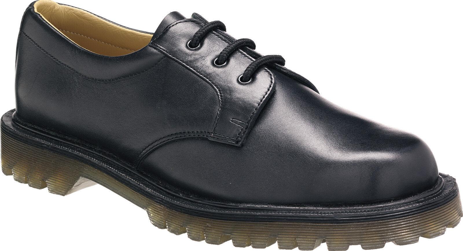 Tuffking 4222 Schwarze Gibson Herren Gibson Schwarze Luftkissen Qualitäts Leder Kostüm Schuhe e69d7a