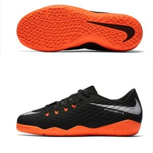 huge discount 59d4e e87df Image is loading Nike-Hypervenom-Phantom-Club-Junior-Indoor-Football- Trainers-