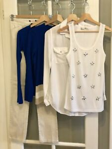 Lovely Bundle taglia Uk Ladies Cond 10 Spring Ex Pantaloni Summer Top 8 rBqrxET