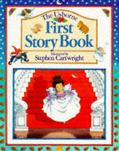 The-Usborne-First-Story-Book-Very-Good-Book