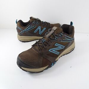 New Balance 689 Womens Size 7.5 BN Brown Blue Hiking Trail Running Shoes WO689BR