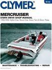 Mercruiser Alpha One, Bravo One, Bravo Two & Bravo Three Stern Drives, 1986-1994: Stern Drive Shop Manual by Clymer Publications (Paperback, 1993)