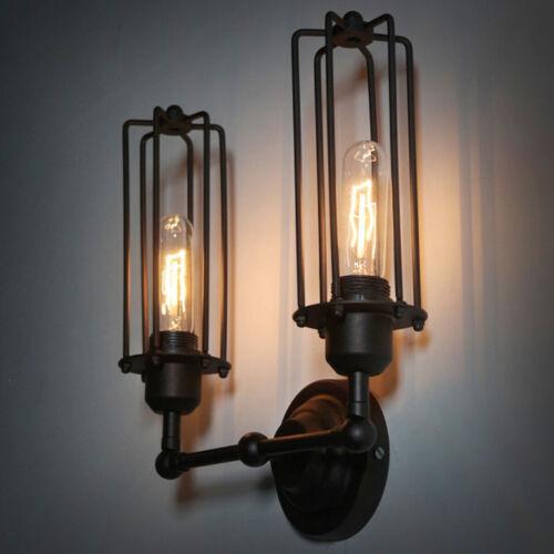 Vintage Retro Industrielle Rustikal Wandleuchter Wandlichter Veranda Lampe