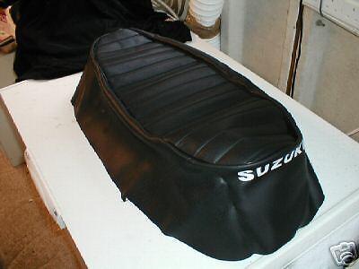 TS185 New Manufacture 400 Apache -Seat Cover Suzuki    TS100 TS125