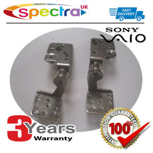 Genuine-Original-Sony-Vaio-VGN-FW-Series-Left-amp-Right-Screen-Hinges-for