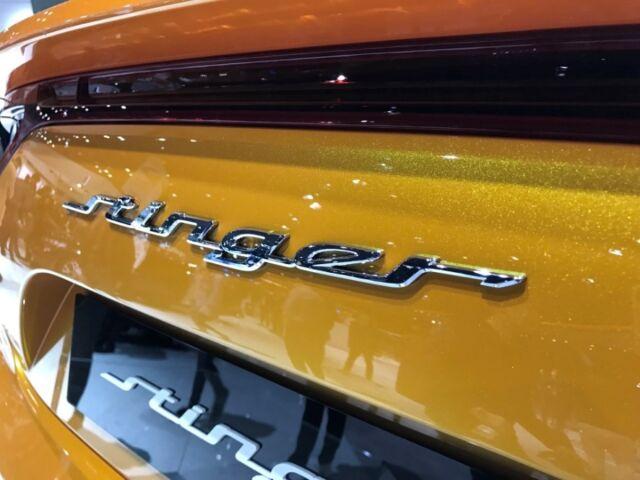 24K Gold Plated Front Hood Rear Trunk Emblem Badge For 2018 2019 Kia Stinger