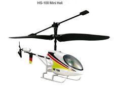 HS 100 Mini Helikopter 2 Kanal RC NEU UVP 39,99€