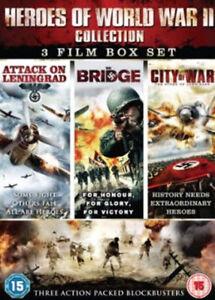 Attacco-su-Leningrad-Ponte-City-Of-War-DVD-Nuovo-DVD-MTD5554